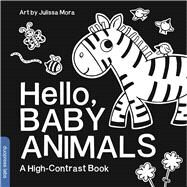 Hello, Baby Animals A High-Contrast Book by Unknown, 9781938093685