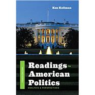 Readings in American Politics by Kollman, Ken, 9780393283686