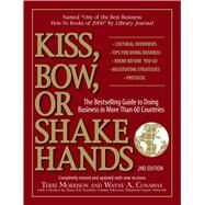 Kiss, Bow, or Shake Hands by Morrison, Terri, 9781593373689