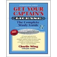 Get Your Captain's License, Fourth Edition by Wing, Charlie, 9780071603690