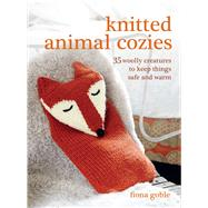 Knitted Animal Cozies by Goble, Fiona, 9781782493693