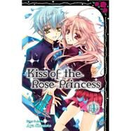 Kiss of the Rose Princess, Vol. 4 by Shouoto, Aya, 9781421573694