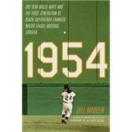 1954 by Madden, Bill, 9780306823695