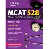 MCAT 528 Advanced Prep for Advanced Students 2018-2019 by Pooran-Kublall, Deeangelee, M.D., 9781506223698
