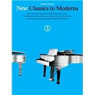 New Classics to Moderns by Hal Leonard Publishing Corporation, 9781783053698