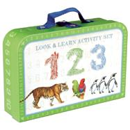 Look & Learn Activity Set: 123 by Knowles, Laura, 9781626863699