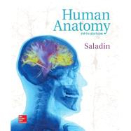 Human Anatomy by Saladin, Kenneth, 9780073403700