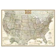 United States Executive by National Geographic Maps, 9780792233701