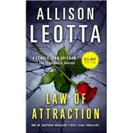 Law of Attraction A Novel by Leotta, Allison, 9781476793702