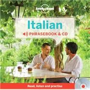 Lonely Planet Italian Phrasebook by Lonely Planet Publications, 9781743603703