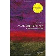 Modern China: A Very Short Introduction by Mitter, Rana, 9780198753704