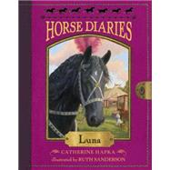 Horse Diaries #12: Luna by HAPKA, CATHERINESANDERSON, RUTH, 9780553533705