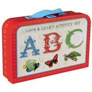 Look & Learn Activity Set: ABC by Knowles, Laura, 9781626863705
