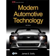 Modern Automotive Technology by Duffy, James E., 9781619603707