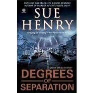 Degrees of Separation A Jessie Arnold Mystery by Henry, Sue, 9780451223708