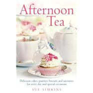 Afternoon Tea by Simkins, Sue, 9780716023708