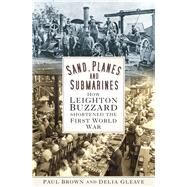 Sand, Planes and Submarines by Brown, Paul; Gleave, Delia, 9780750983709