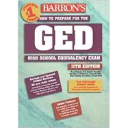 Barron's How to Prepare for the Ged: High School Equivalency Exam by Rockowitz, Murray; Brownstein, Samuel C.; Peters, Max; Wolf, Ira K., Ph.D.; Bolton, Johanna M.; Feinstein, Robert; Ramsey, Sally; Gotlib, Louis, 9780764113710