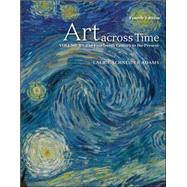 Art across Time Volume Two by Adams, Laurie, 9780077353711