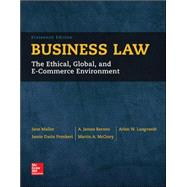 Business Law by Mallor, Jane; Barnes, A. James; Langvardt, Arlen; Prenkert, Jamie Darin; McCrory, Martin A., 9780077733711