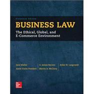 Business Law by Mallor, Jane; Barnes, A. James; Langvardt, Arlen; Prenkert, Jamie Darin; McCrory, Martin A., 9780077733711