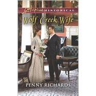 Wolf Creek Wife by Richards, Penny, 9780373283712