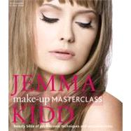 Jemma Kidd Make-up Masterclass : Beauty Bible of Professional Techniques and Wearable Looks by Kidd, 9780312573713