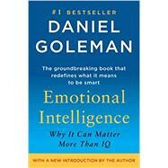 Emotional Intelligence by GOLEMAN, DANIEL, 9780553383713