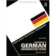 Hammer's German Grammar and Usage by Durrell; Martin, 9781138853713