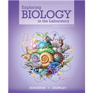 Exploring Biology in the Laboratory Core Concepts by Murray P. Pendarvis, 9781617313714
