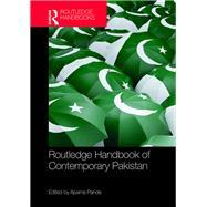 Routledge Handbook of Contemporary Pakistan by Pande; Aparna, 9781138903715