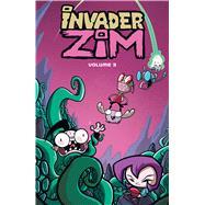 Invader Zim 3 by Andersen, Sarah; Trueheart, Eric; Hoenig, Danielle; Smart, Jamie; Green, K. C., 9781620103715