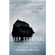 Deep Survival by Gonzales, Laurence, 9780393353716