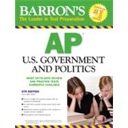 Barron's Ap U.s. Government and Politics by Lader, Curt, 9780764143717