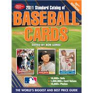 2011 Standard Catalog of Baseball Cards by Lemke, Bob, 9781440213717