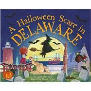 A Halloween Scare in Delaware by James, Eric; La Ray, Marina, 9781492623717