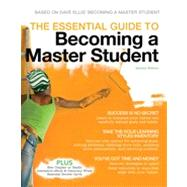 The Essential Guide to Becoming a Master Student by Based on Dave Ellis' Becoming a Master Student, 9780495913719