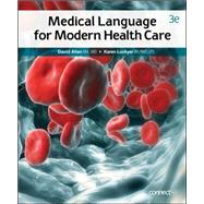 Medical Language for Modern Health Care by Allan, David; Lockyer, Karen, 9780073513720