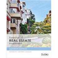 Essentials of Real Estate Investment 11E by Sirota, 9781475433722