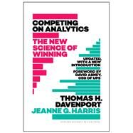 Competing on Analytics by Davenport, Thomas H.; Harris, Jeanne G.; Abney, David, 9781633693722