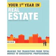 Your First Year in Real Estate, 2nd Ed. by ZELLER, DIRK, 9780307453723