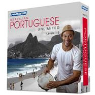 Pimsleur Brazilian Portuguese Unlimited, Levels 1-3 by Pimsleur, 9781442373723