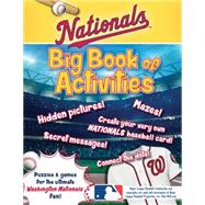 Washington Nationals by Connery-Boyd, Peg; Waddell, Scott, 9781492633723