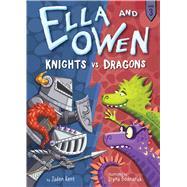 Knights Vs. Dragons by Kent, Jaden; Bodnaruk, Iryna, 9781499803723