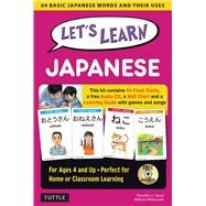 Let's Learn Japanese by Stout, Timothy G.; Matsuzaki, William, 9784805313725