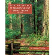 Theory and Practice of Counseling and Psychotherapy by Corey, Gerald, 9781305263727