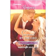 Saved by the CEO by Wallace, Barbara, 9780373743728