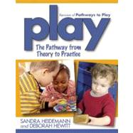 Play : The Pathway from Theory to Practice by Heidemann, Sandra, 9781933653730