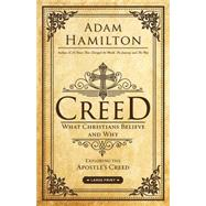 Creed by Hamilton, Adam, 9781501813733