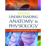 Understanding Anatomy & Physiology: A Visual, Auditory, Interactive Approach by Thompson, Gale Sloan, 9780803643734